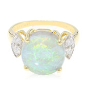 Lightning Ridge-Opal-Goldring