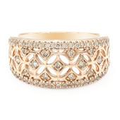 SI1 Argyle-Rose de France-Diamant-Goldring (Annette)