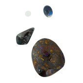 Matrix-Opal-Edelstein 19,01 ct