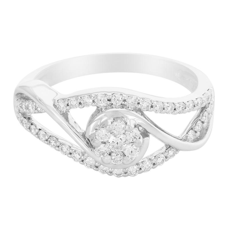 SI Diamant-Goldring (Annette)