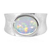 Welo-Opal-Silberring
