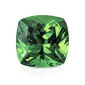 Namibia-Demantoid-Edelstein in Sammler-Box