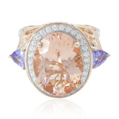 Morganit-Goldring (Dallas Prince Designs)