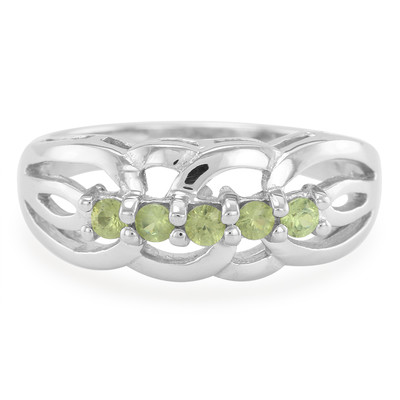 Demantoid-Goldring