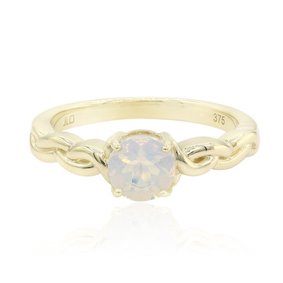 Oregon-Eis-Opal-Goldring