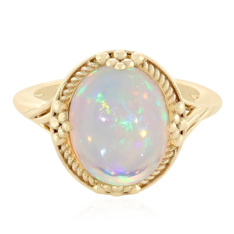 Welo Opal Goldring (La Revelle) 7437UO | Juwelo Schmuck
