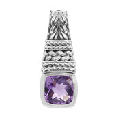 Amethyst-Silberanhänger (Nan Collection)