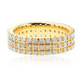 SI Diamant-Goldring (adamantes [!])