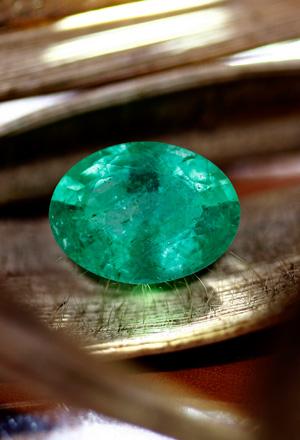 Sambia-Smaragd