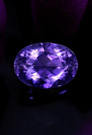 Blaubeer-Quarz