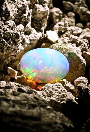 Welo-Opal