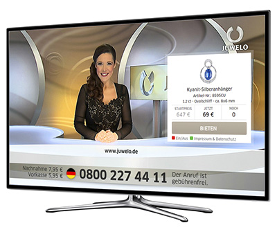 Juwelo Smart TV App