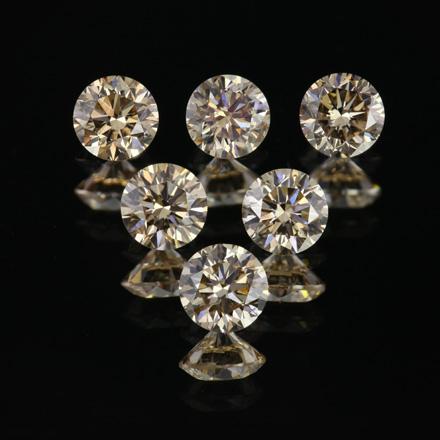 Argyle-Champagner-Diamant