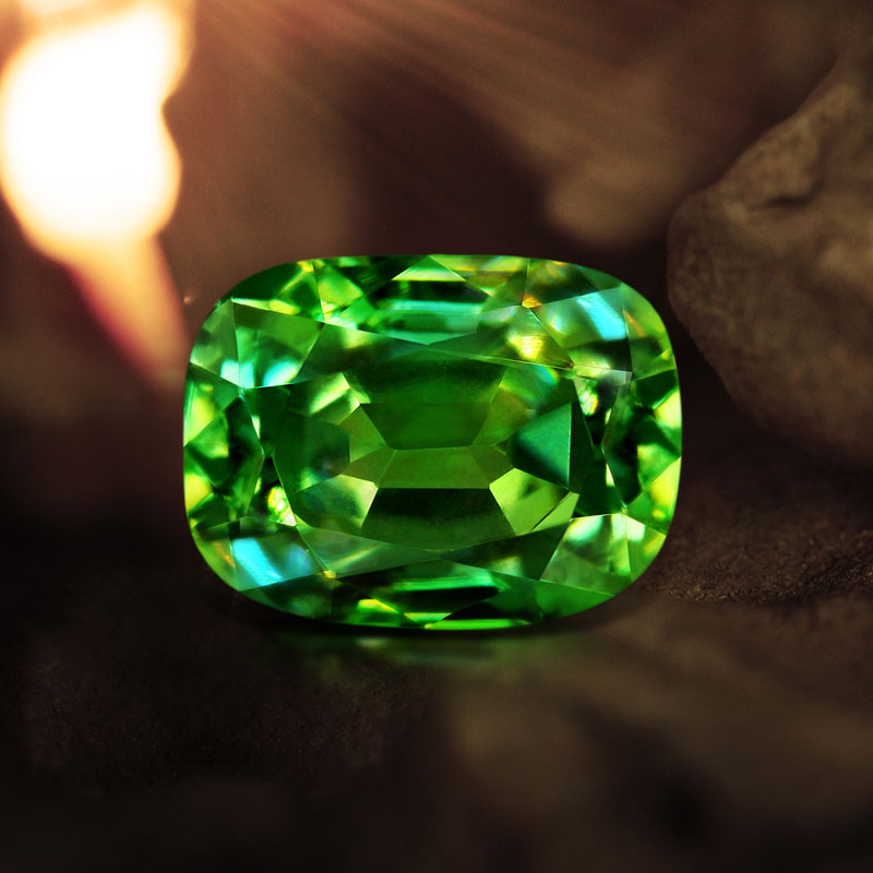 Ambanja-Demantoid