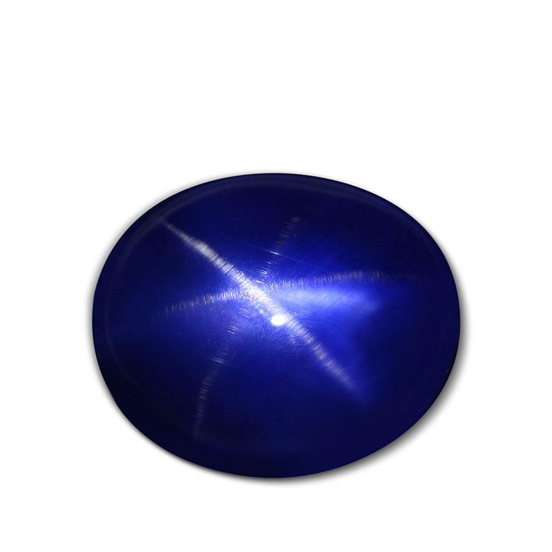 Blauer Sternsaphir