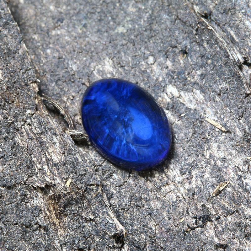 Dominikanischer Blauer Bernstein