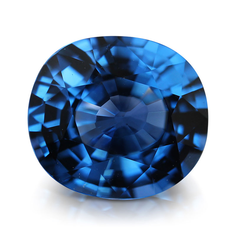 Kobaltblauer Spinell