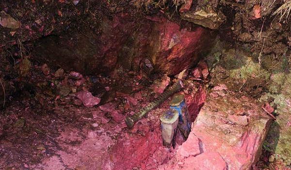 Thulit Mine