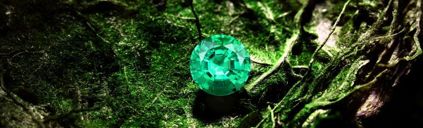 Russischer Smaragd